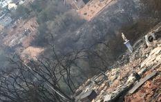 SANDF Soldiers called to help in #KnysnaFire