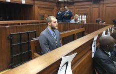 3 life sentences for family murderer Henri van Breda