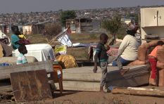 #Hammanskraal: Residents dig in their heels over forced removals