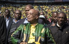 'President Zuma isn't going anywhere'