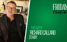Public law expert, Prof. Richard Calland is your #FridayStandIn