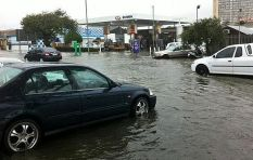 Tips for motorists stuck in flash floods