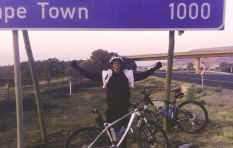 Duo cycles from Pretoria to Cape Town to promote literacy