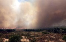 Betty's Bay is under threat, says fire chief