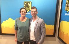 The Mentalist Gilan Gork plays mind tricks on CapeTalk presenter