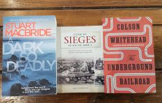 John Maytham's Book Reviews: Serial killers, slavery and sieges