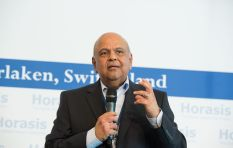 Gordhan on his trip abroad to save us from a downgrade (and Gupta allegations)
