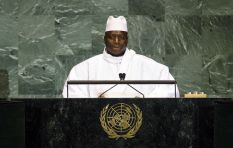 Yahya Jammeh still refusing to leave office for new President-elect