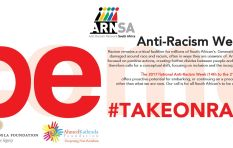 Anti-Racism Week is Launched #TakeOnRacism