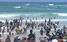 Another lewd Facebook rant over Durban beach goers