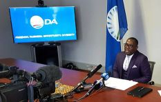 WC DA leader refuses to hand over electronic devices as party probes media leak