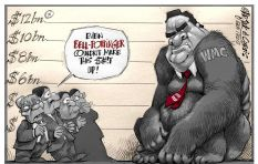 [CARTOON] The Real Monkey On Our Backs