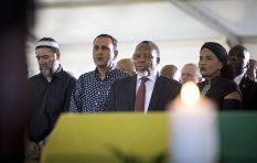[WATCH] Motlanthe ovation as he quotes Kathrada's call for Zuma to step down