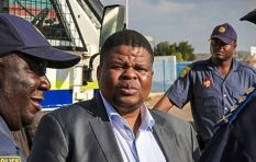 Mahlobo wants his name cleared in probe into rhino trafficking ring
