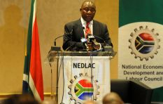 Ramaphosa for President - NUM