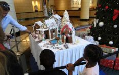 BabyYumYum takes orphans on a wonderful outing to see gingerbread houses