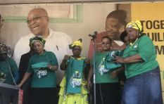 'I'm not here to campaign', says Dlamini-Zuma at ANCWL event