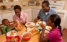 How family meal time moulds our feelings and identity
