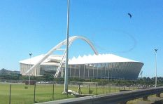 Fans make their way to Moses Mabhida for MTN8 final