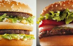 Burger King starts beef with McD's on #BigMacDay