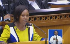 DA's Hlomela Bucwa says youth must unite despite political differences