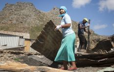 Imizamo Yethu residents to rebuild their shacks after fire