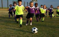 Entertaining tests helps kids discover the right sport to suit them