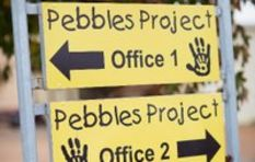 This is how the Pebbles Project is protecting kids that live in the Winelands!