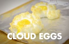 Cloud eggs are a new craze, here's how it's done (with no egg on your face)
