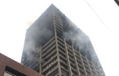 11 Joburg government buildings closed down after fire