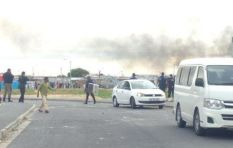 Two killed as Muizenberg residents continue to protest over impounded taxis