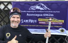 Leukemia Survivor to Summit Mount Aconcagua