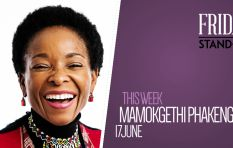 Maths education professor Mamokgethi Phakeng to hit our airwaves