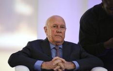 FW de Klerk may not see eye to eye with Zuma but agrees with him on RET