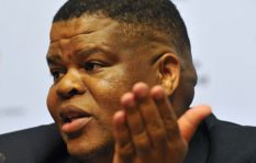 Mahlobo seems to be the Russians' favourite Cabinet minister - Adriaan Basson