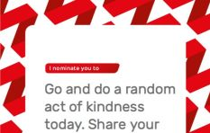 Taken over by #Kindness