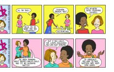 This local comic strip is spreading breast cancer awareness online