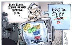[CARTOON] Encrypted Corruption