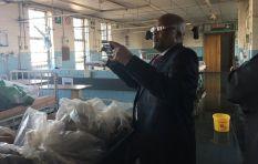 Motsoaledi: King Edward Hospital hardest hit by KZN storm