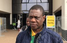 [LISTEN] ANC's Paul Mashatile - 'If Zuma does not resign he will be recalled'