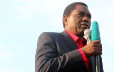 Zambia's Hichilema in SA after time in prison