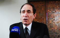Violence undermines values students are fighting for - Albie Sachs