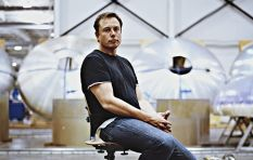 Elon Musk ('Richard Branson on steroids') is an unmatched marketing mastermind