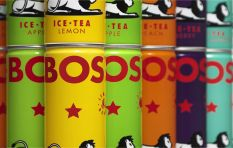 Cape Town based company gives the world a South African taste - Bos Ice Tea