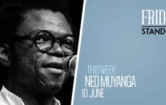 Neo Muyanga is your #FridayStandIn - creator of Madiba Magic opera