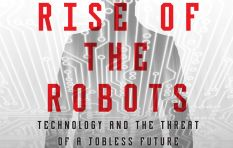 Robots will replace most (all?) occupations. The future is jobless, warns author