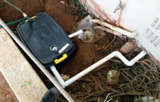 UCT engineering student creates affordable grey water system