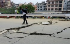 Nepal earthquake aftermath: aftershocks expected