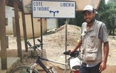 South Africans buy new wheels for Moroccan adventurer after bike was stolen
