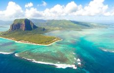 A 'lost continent' found underneath the island of Mauritius